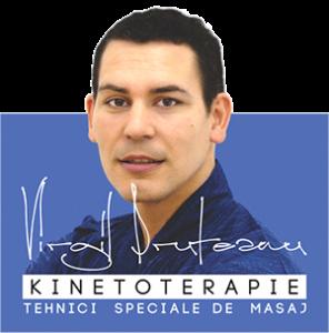 Virgil Pruteanu - kinetoterapeut